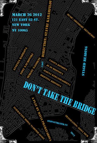 Don't Take the Bridge