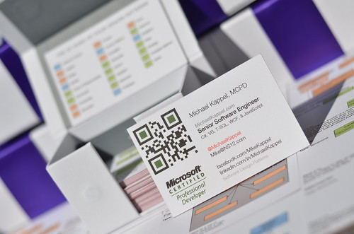 Business Cards For Software Engineers