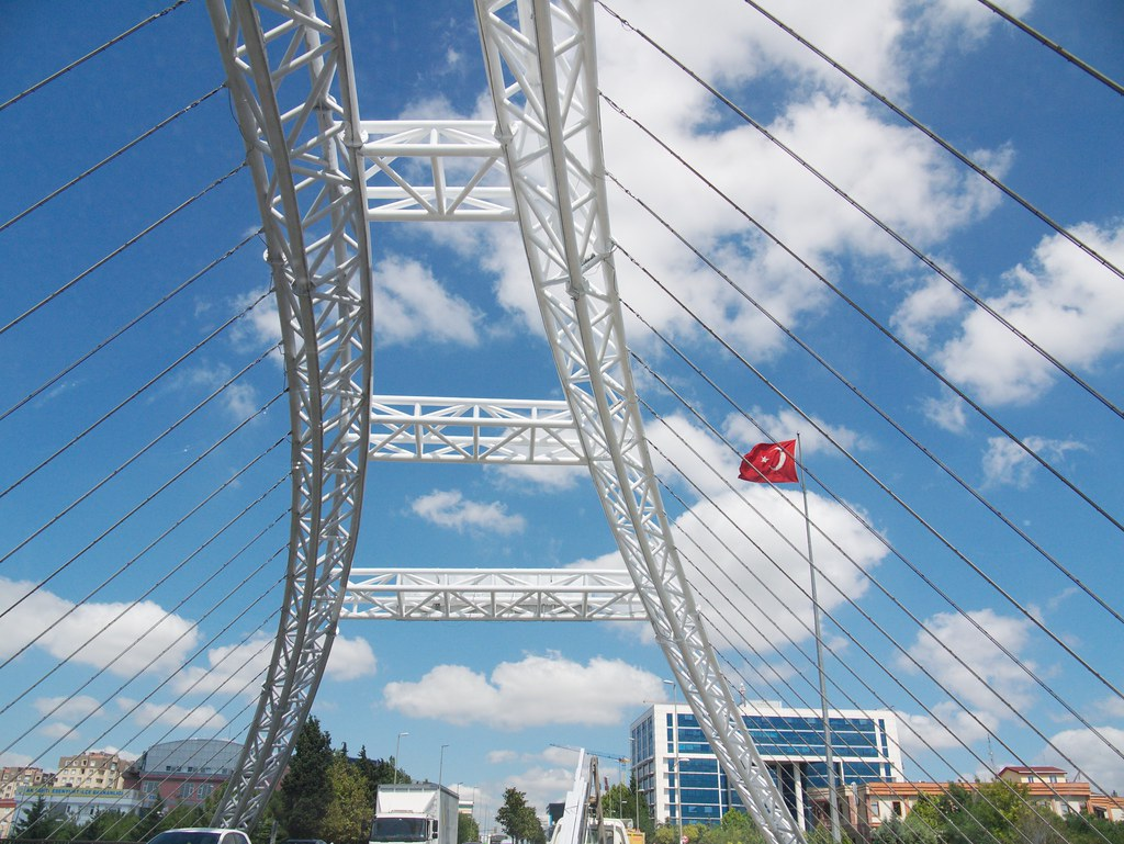 Bridge in Esenyurt