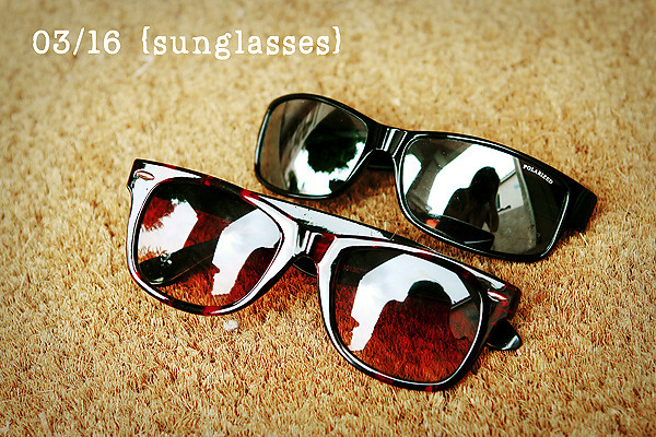 16 March sunglasses A RS