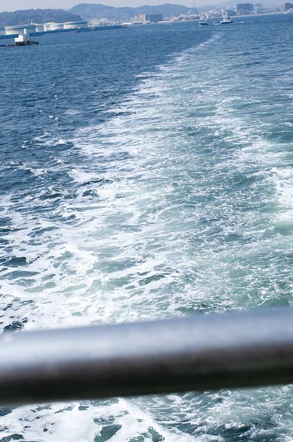 東京湾横断