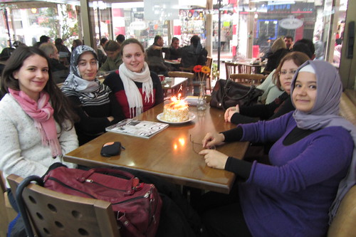 My birthday: With the girls (2)