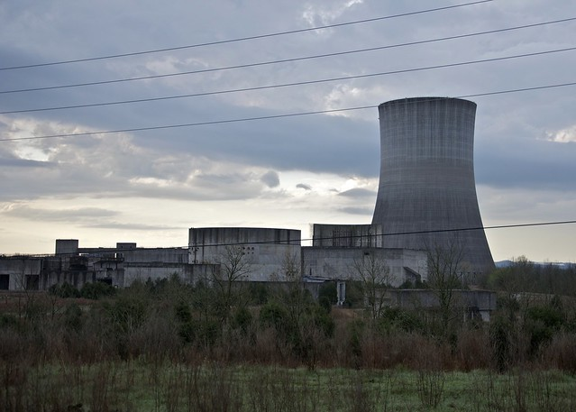 Incomplete Nuclear Plant