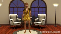 Singer Career Outfit (Level 7 and 8) Female