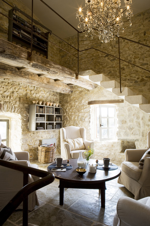 A French Country Home THE STYLE FILES