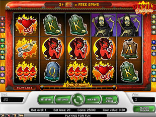 Devil's Delight slot game online review