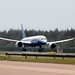 787 Dreamliner touches down in Singapore