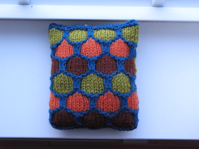Honeycomb test pillow