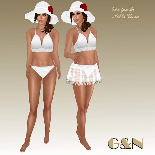 G&N Belynda Beach Set free gift by Cherokeeh Asteria