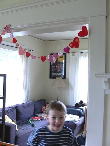 Jenny: Valentine's Day Garland