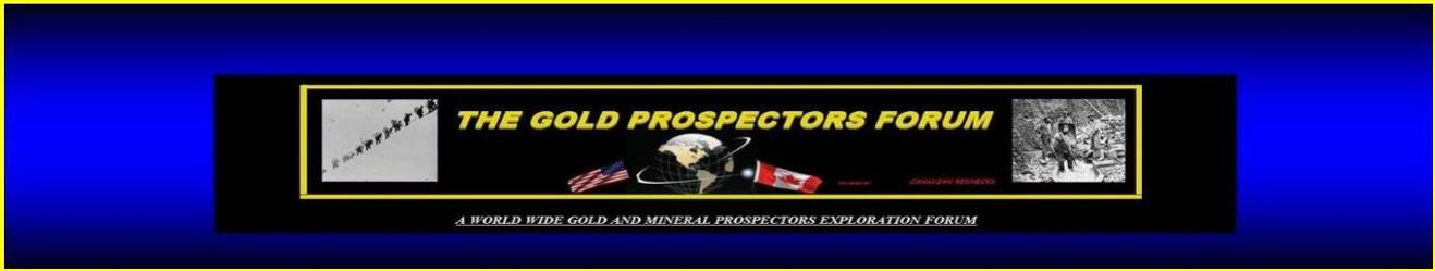The Gold Prospectors Forum