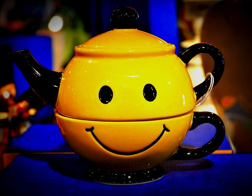 Happy Face Tea