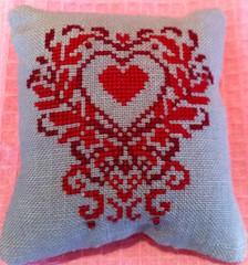 Valentine's Cushion