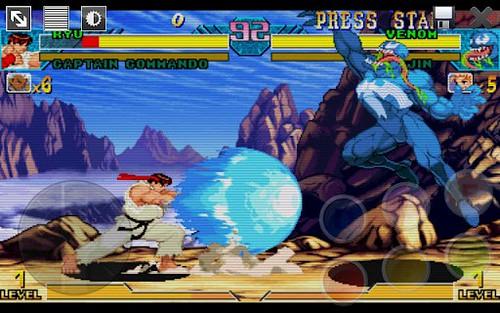 Juegos De Capcom En Android Con Cpsemu Happytech