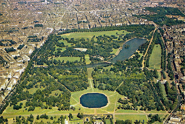 Hyde Park and Kensington Gardens