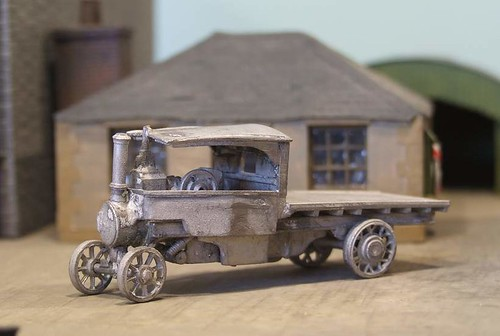 3mm scale steam wagon