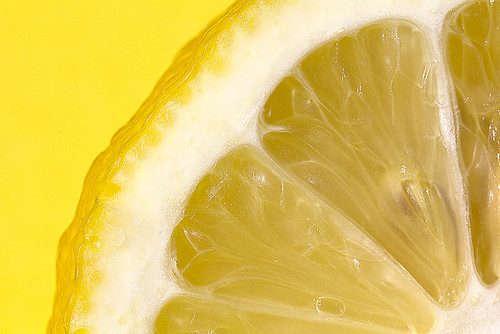 "Week 13- 2012: ""Lemon"""