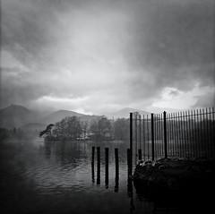 Isthmus Bay & Nichol End, Derwentwater, Cumbria