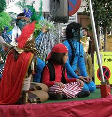 Nerja Carnival 2012