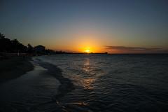 Coucher de soleil - Sandals Royal Bahamian - Nassau, Bahamas