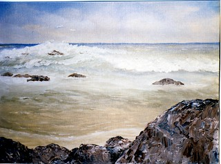 On the Rocks - Oils 1982