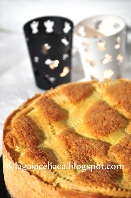 torta parisina di montersino senza glutine