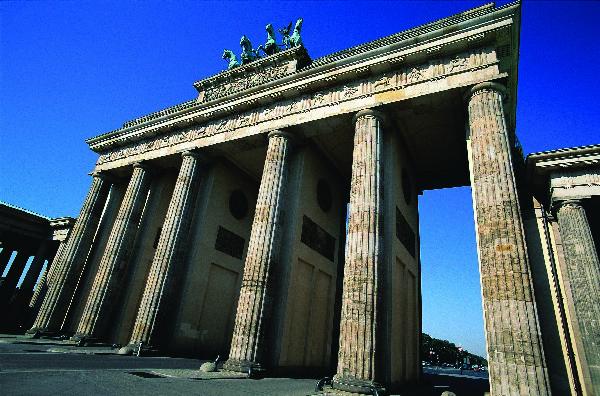 Barndenburg Gate, Berlin