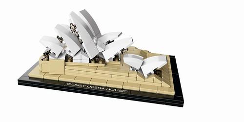 21012 Sydney Opera House