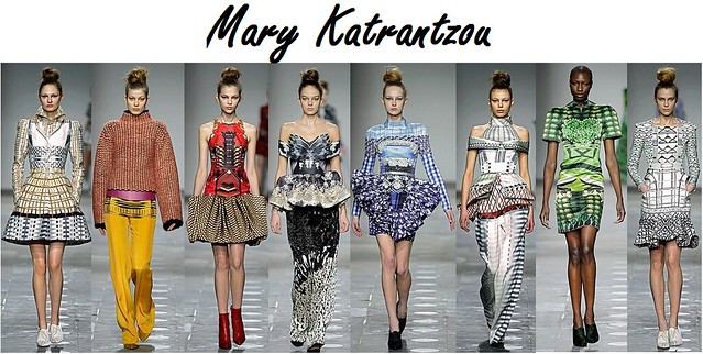 Mary Katrantzou Collection
