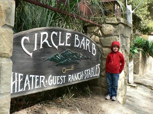 Circle Bar B