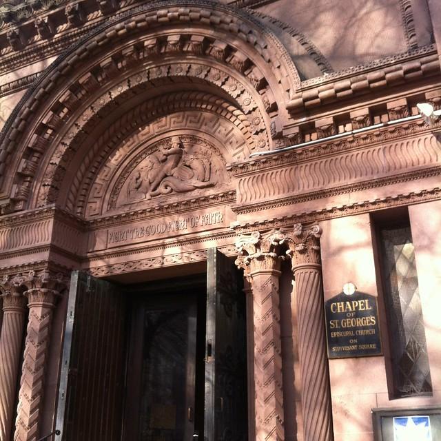 Stuyvesant Square: St. George's Chapel