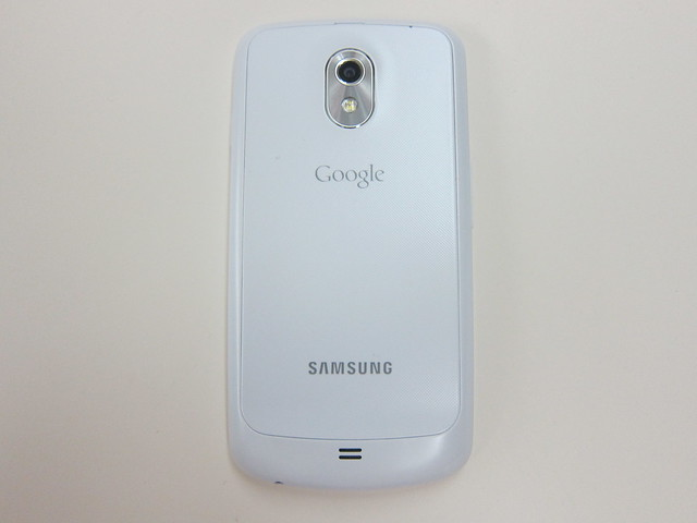 Galaxy Nexus - Back