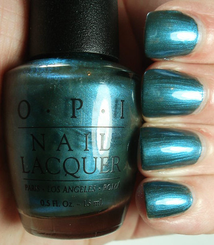 OPI Real Teal