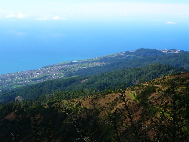 Levadawanderungen in Rabacal Madeira