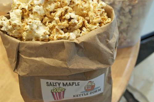 popcorn/salty maple/bagged