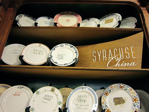 Syracuse China at Fishs Eddy