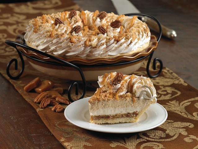 Caramel Pecan Pumpkin Mousse Pie | Flickr - Photo Sharing!