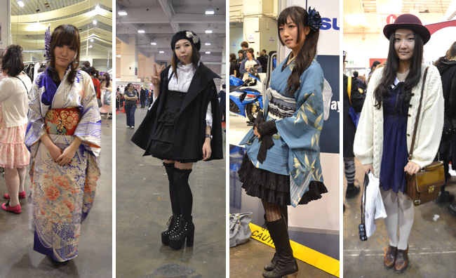daisybutter - UK Style Blog: street style, what they wore, inspiration, japanese culture, hyperjapan 2012