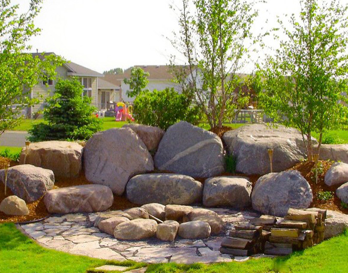 Outdoor Fireplaces Backyard Fire Pits