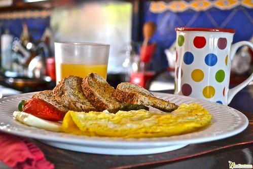 typical costa rica breakfast