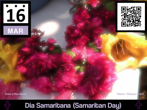 Easter in Oaxaca: Samaritan Day (2012)