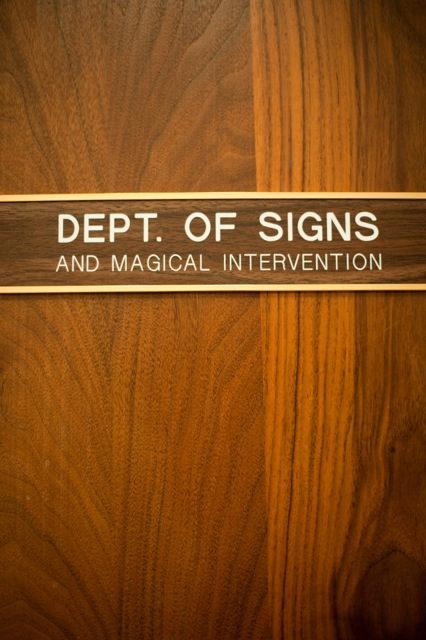 Dept. of Signs