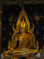 Beautiful Phra Buddha Chinnarat