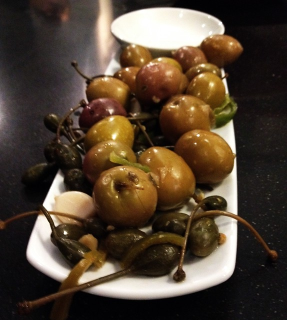 Delicious Fresh Spanish Olives