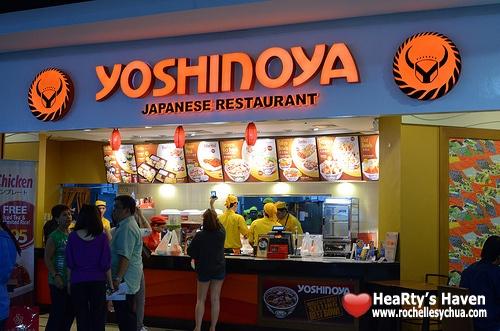 Yoshinoya Galleria