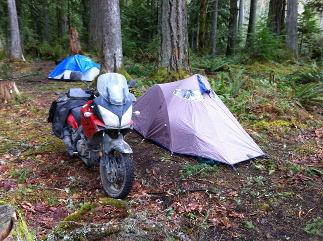 Camping Pads , Cots, Ect.. What are you motorcycle riders