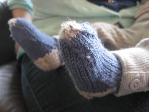 Auntie Nancy socks