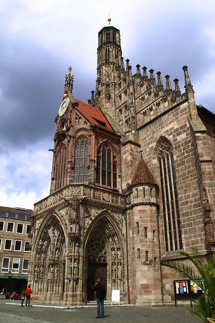 frauenkirche nuremberg nürnberg
