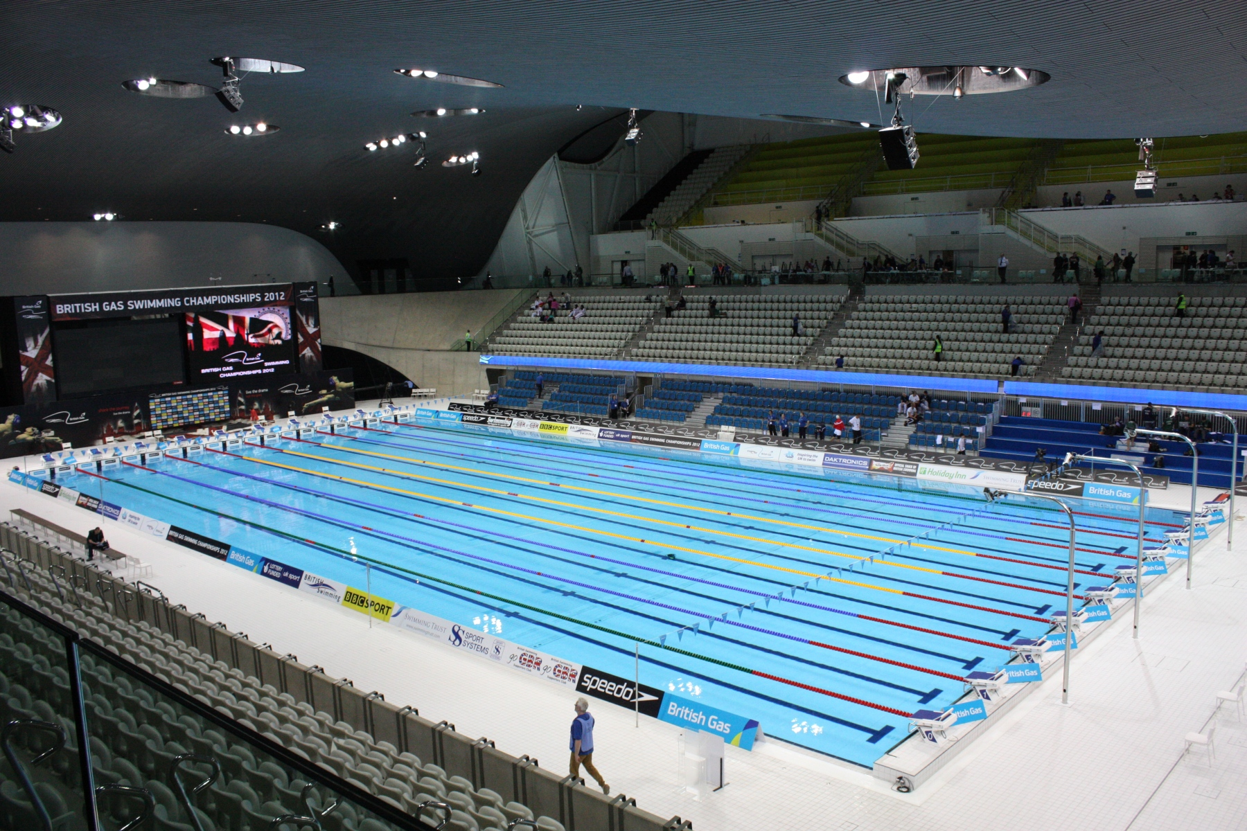 2012 olympics flickr idea olympic swimming pool