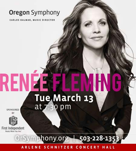 Renee Fleming @ Oregon Symphony